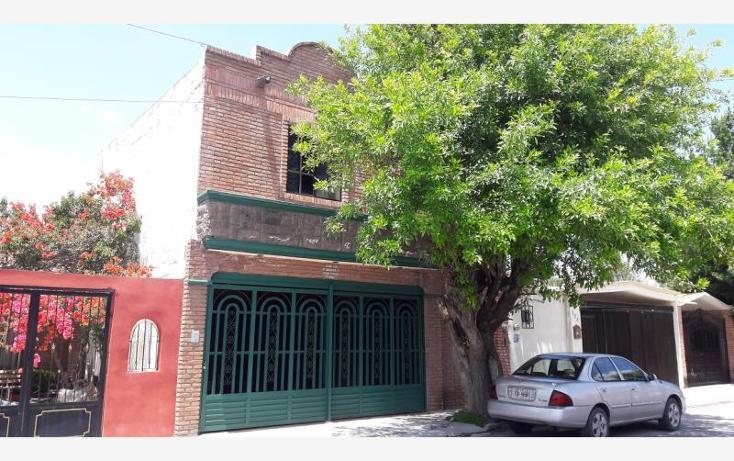 Foto de casa en venta en  320, real de peña, saltillo, coahuila de zaragoza, 1996152 No. 01
