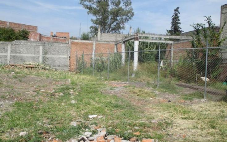 Foto de terreno habitacional en venta en  321, guadalupe, morelia, michoacán de ocampo, 1540560 No. 03