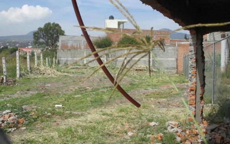 Foto de terreno habitacional en venta en  321, guadalupe, morelia, michoacán de ocampo, 1540560 No. 04