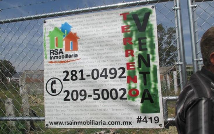 Foto de terreno habitacional en venta en  321, guadalupe, morelia, michoacán de ocampo, 1540560 No. 05