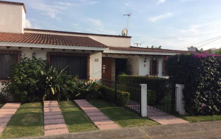 Foto de casa en renta en  321, lomas de cocoyoc, atlatlahucan, morelos, 1563430 No. 01