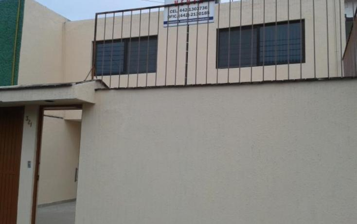 Foto de casa en venta en  321, vista alegre, querétaro, querétaro, 903129 No. 01