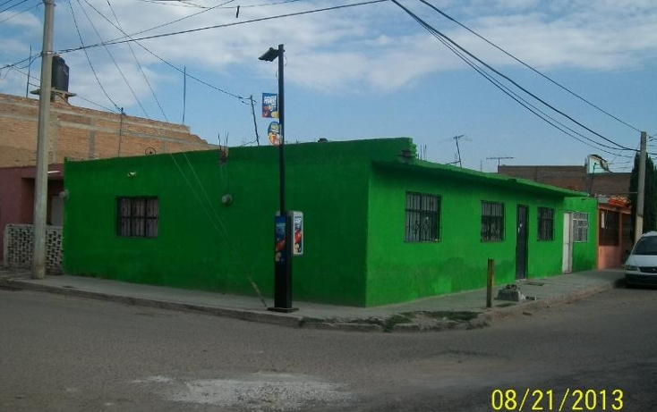 Foto de casa en venta en  322, emiliano zapata, durango, durango, 418370 No. 01