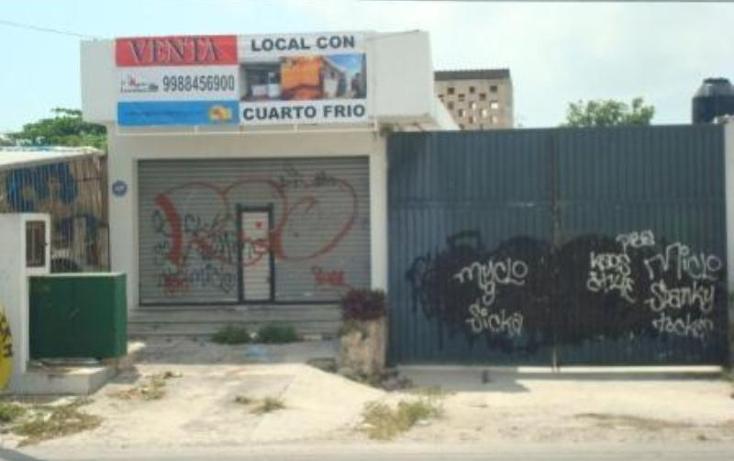 Foto de edificio en renta en  322, región 232, benito juárez, quintana roo, 386678 No. 01