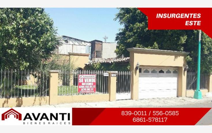 Foto de casa en venta en  3248, insurgentes este, mexicali, baja california, 1208717 No. 01
