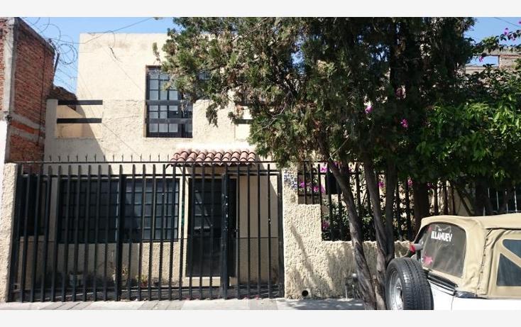 Foto de casa en venta en  3258, lomas de polanco, guadalajara, jalisco, 1991082 No. 01