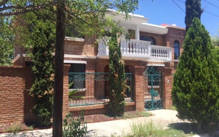 Foto de casa en venta en  3266, parques de la cañada, saltillo, coahuila de zaragoza, 2754369 No. 01