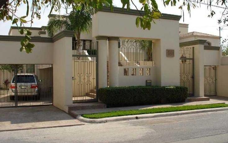 Foto de casa en venta en  327, los leones, reynosa, tamaulipas, 957277 No. 01