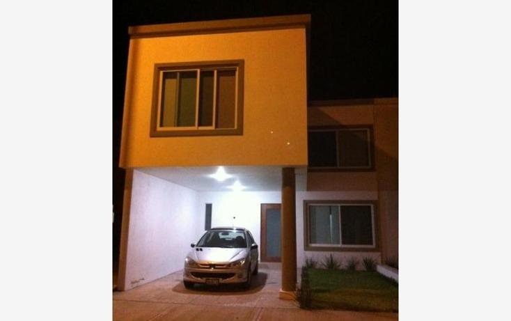 Foto de casa en renta en  328, la estancia, irapuato, guanajuato, 388370 No. 01