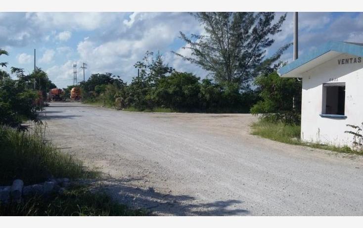 Foto de terreno industrial en venta en  328, puerto morelos, benito ju?rez, quintana roo, 1996438 No. 01