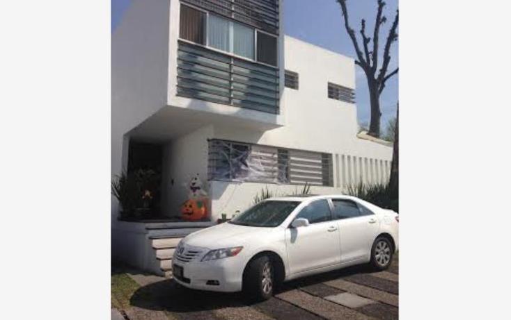 Foto de casa en venta en  33, chapultepec, cuernavaca, morelos, 1736232 No. 01