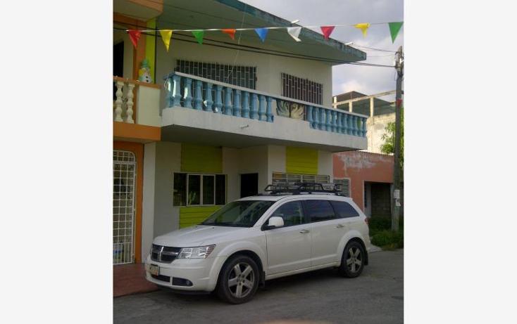 Foto de casa en venta en  33, cunduacan centro, cunduacán, tabasco, 1221587 No. 02