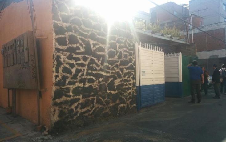 Foto de terreno habitacional en venta en  33, la joya, tlalpan, distrito federal, 1623366 No. 01