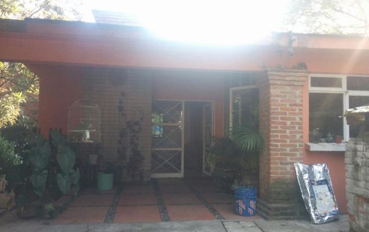 Foto de terreno habitacional en venta en  33, la joya, tlalpan, distrito federal, 1623366 No. 03