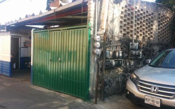 Foto de terreno habitacional en venta en  33, la joya, tlalpan, distrito federal, 1623366 No. 04
