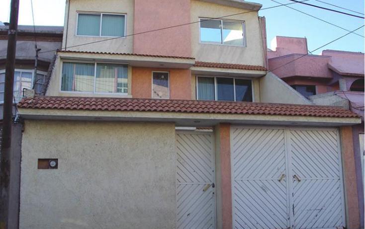 Foto de casa en venta en  33, prados de aragón, nezahualcóyotl, méxico, 1614004 No. 02