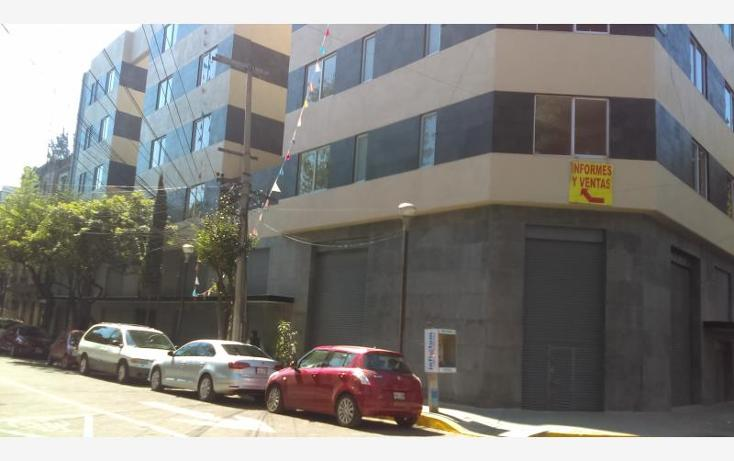 Foto de departamento en renta en  33, roma norte, cuauhtémoc, distrito federal, 2159984 No. 01