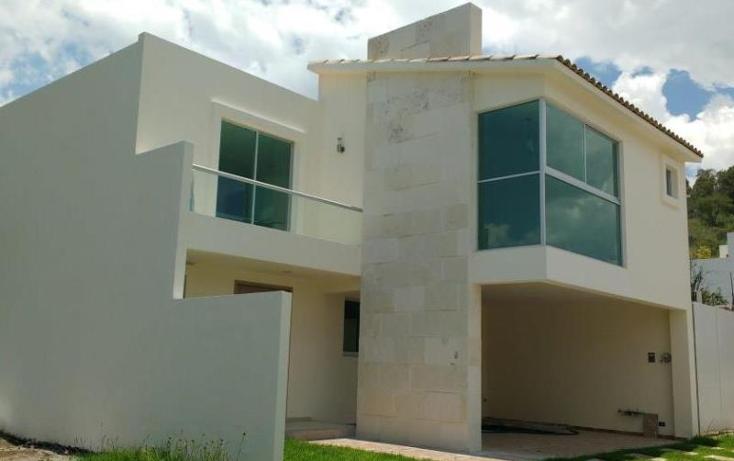 Foto de casa en venta en  3302, zerezotla, san pedro cholula, puebla, 1425363 No. 01