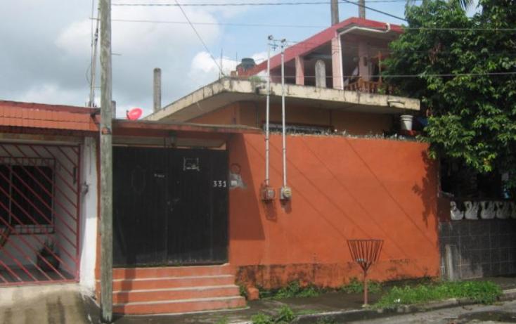 Foto de casa en venta en  331, el lago, veracruz, veracruz de ignacio de la llave, 383147 No. 01