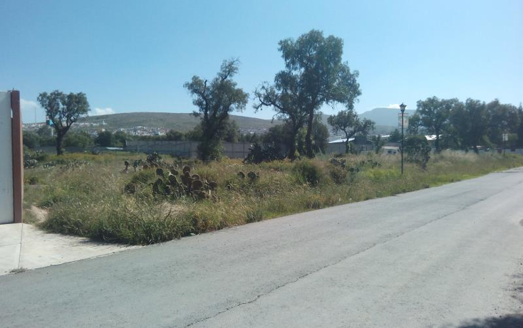 Foto de terreno habitacional en venta en  331, pachuquilla, mineral de la reforma, hidalgo, 1075467 No. 03