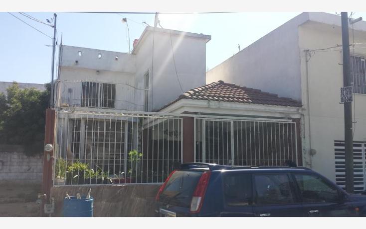 Foto de casa en venta en  3334, camino real, guadalupe, nuevo león, 1761008 No. 01