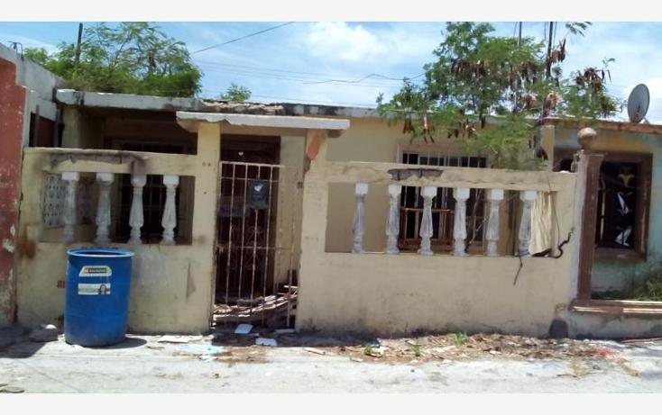 Foto de casa en venta en  334, las flores, r?o bravo, tamaulipas, 2030692 No. 01