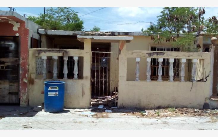 Foto de casa en venta en  334, las flores, r?o bravo, tamaulipas, 2030692 No. 02