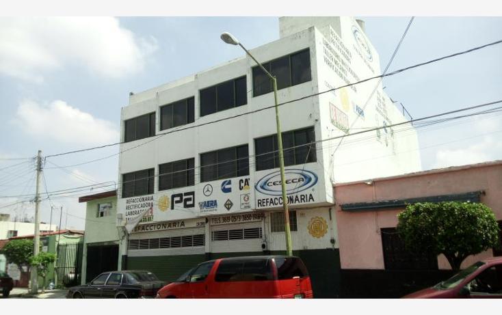 Foto de edificio en venta en  339, san carlos, guadalajara, jalisco, 2039976 No. 01