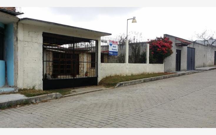 Foto de casa en venta en  34, américa libre, san cristóbal de las casas, chiapas, 1843736 No. 01