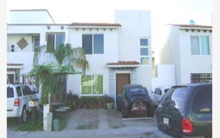 Foto de casa en venta en  34, bonanza residencial, nuevo laredo, tamaulipas, 1978802 No. 01