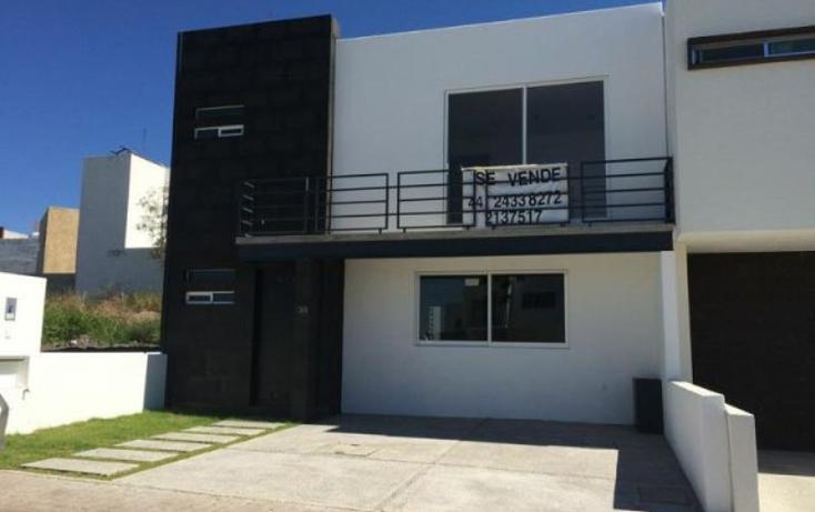Foto de casa en venta en  34, el mirador, querétaro, querétaro, 783641 No. 01