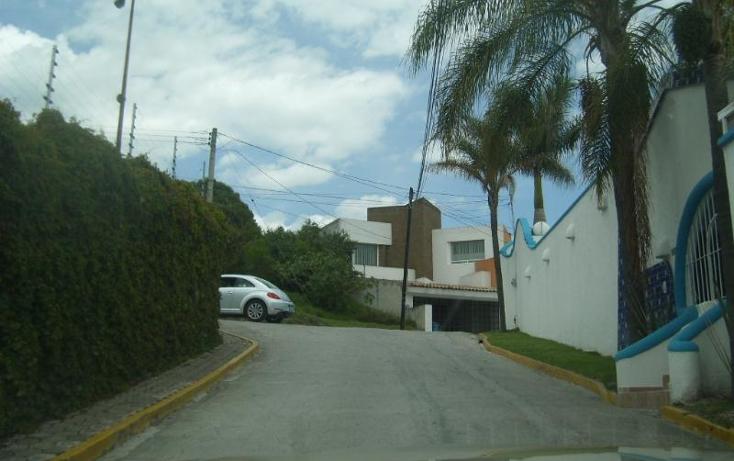 Foto de terreno habitacional en venta en  34, la calera, puebla, puebla, 535695 No. 13
