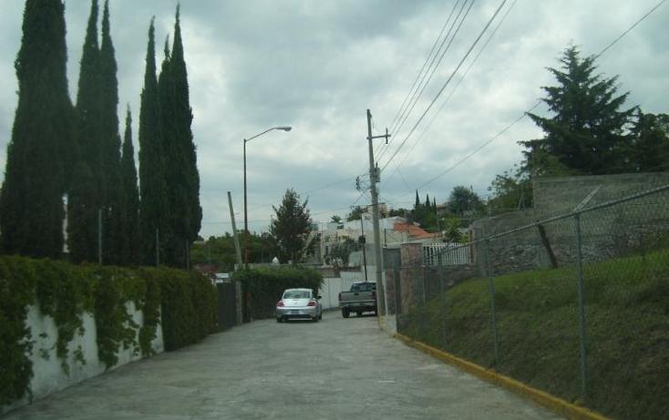 Foto de terreno habitacional en venta en  34, la calera, puebla, puebla, 535695 No. 14