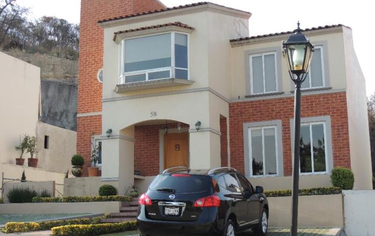 Foto de casa en venta en  34, la luz, cuautitl?n izcalli, m?xico, 2022204 No. 01