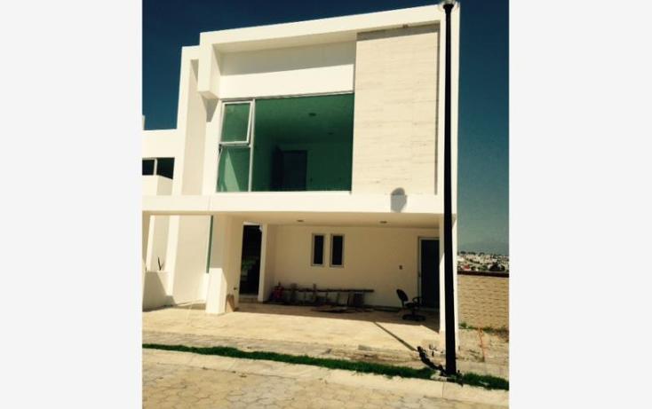 Foto de casa en renta en  34, lomas de angelópolis ii, san andrés cholula, puebla, 1011841 No. 01