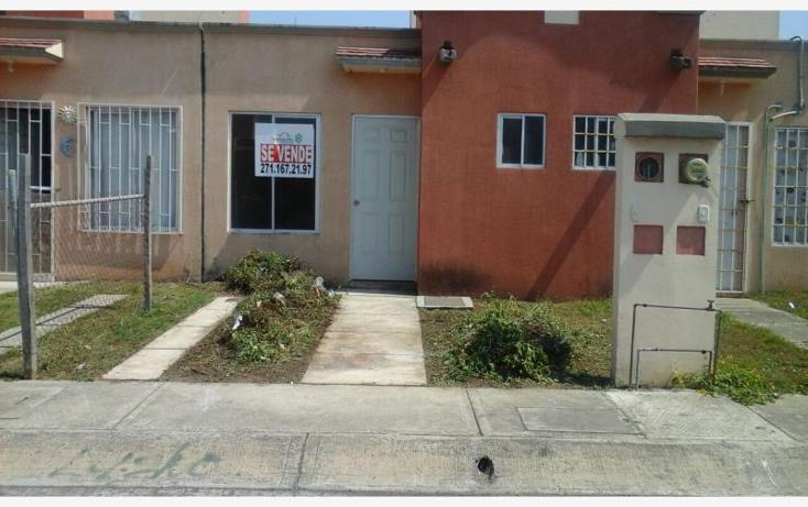 Foto de casa en venta en  34, palma real ii, veracruz, veracruz de ignacio de la llave, 1218827 No. 01