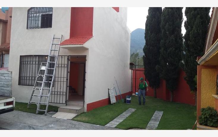 Foto de casa en venta en  34, real del bosque, tultitl?n, m?xico, 386247 No. 01