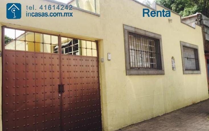 Foto de oficina en renta en  34, tacuba, miguel hidalgo, distrito federal, 1483665 No. 01