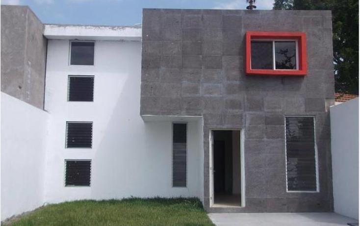 Foto de casa en venta en  34, tejalpa, jiutepec, morelos, 609622 No. 01