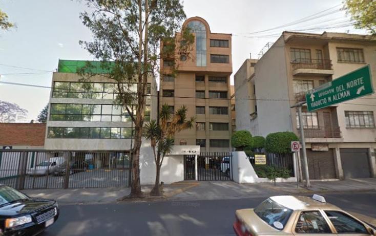 Foto de departamento en venta en  340, roma sur, cuauhtémoc, distrito federal, 2023594 No. 02