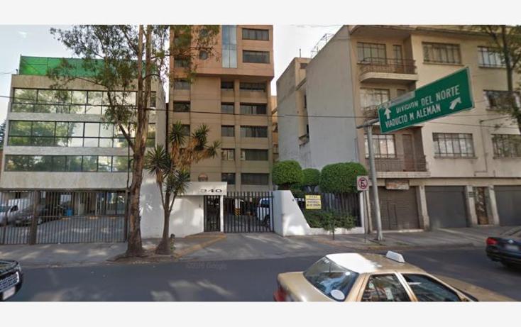 Foto de departamento en venta en  340, roma sur, cuauhtémoc, distrito federal, 2825511 No. 02
