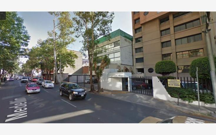 Foto de departamento en venta en  340, roma sur, cuauhtémoc, distrito federal, 2825511 No. 03