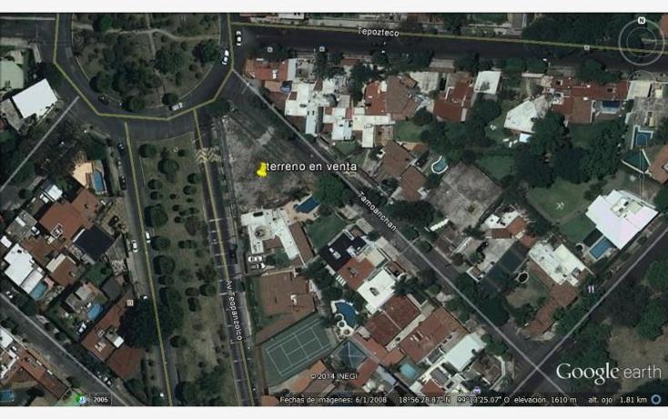 Foto de terreno comercial en venta en  340, vista hermosa, cuernavaca, morelos, 1433265 No. 03