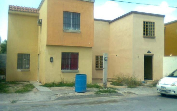 Foto de casa en venta en  341, hacienda las fuentes, reynosa, tamaulipas, 1022587 No. 01