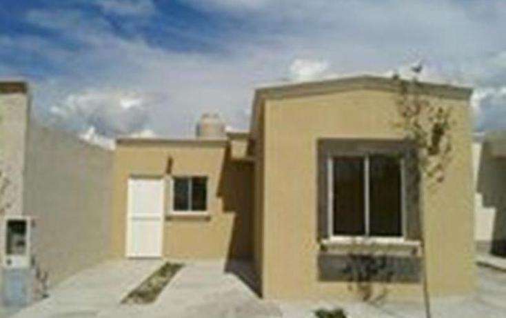 Foto de casa en venta en  341, los llanos, arteaga, coahuila de zaragoza, 1527860 No. 01