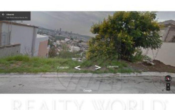 Foto de terreno habitacional en venta en 342, misión san patricio, san pedro garza garcía, nuevo león, 1950430 no 01