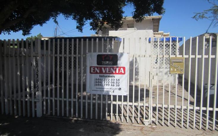 Foto de casa en venta en  3425, villa verde, mexicali, baja california, 1605490 No. 01