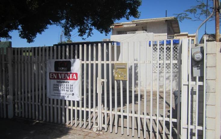 Foto de casa en venta en  3425, villa verde, mexicali, baja california, 1605490 No. 02