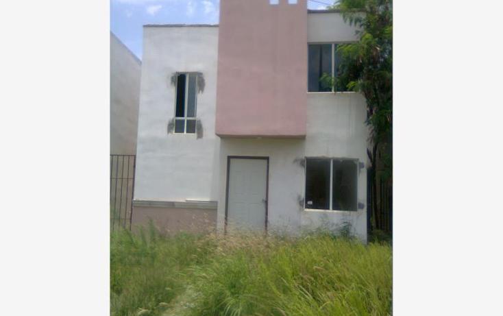 Foto de casa en venta en  343, hacienda las fuentes, reynosa, tamaulipas, 1025417 No. 01