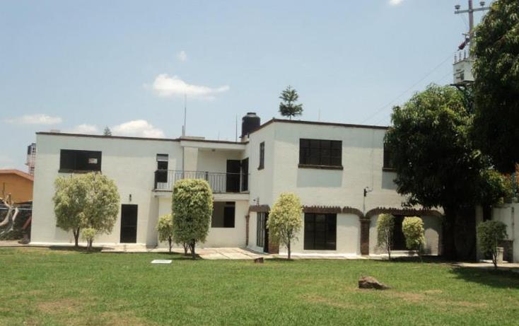 Foto de casa en renta en  345, bello horizonte, cuernavaca, morelos, 1362177 No. 01